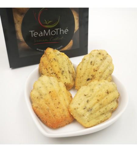 Mini madeleines au thé RÊVE d'ORIENT