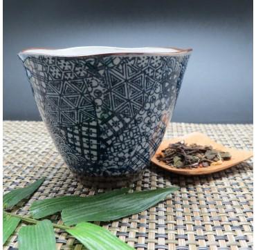 Tasse bleue japon 150ml