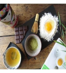 Atelier Le thé dans les desserts 04/06