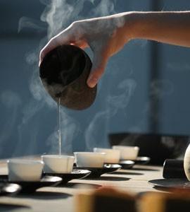 Bon atelier découverte du thé