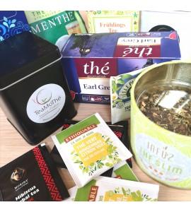 Atelier vide placard du thé